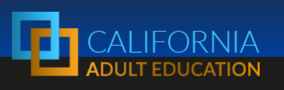 California Adult Education logo